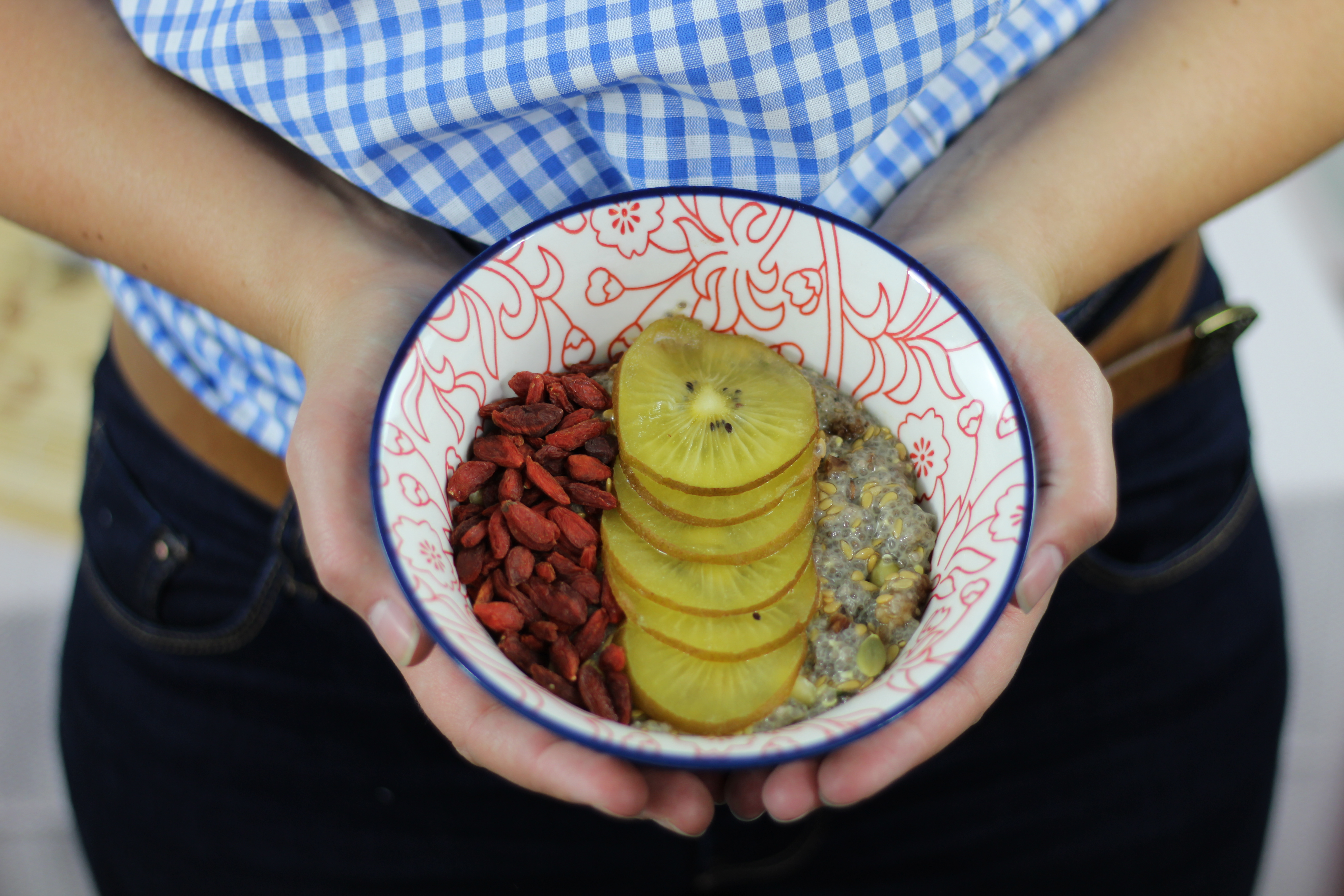 recette de chia bowl