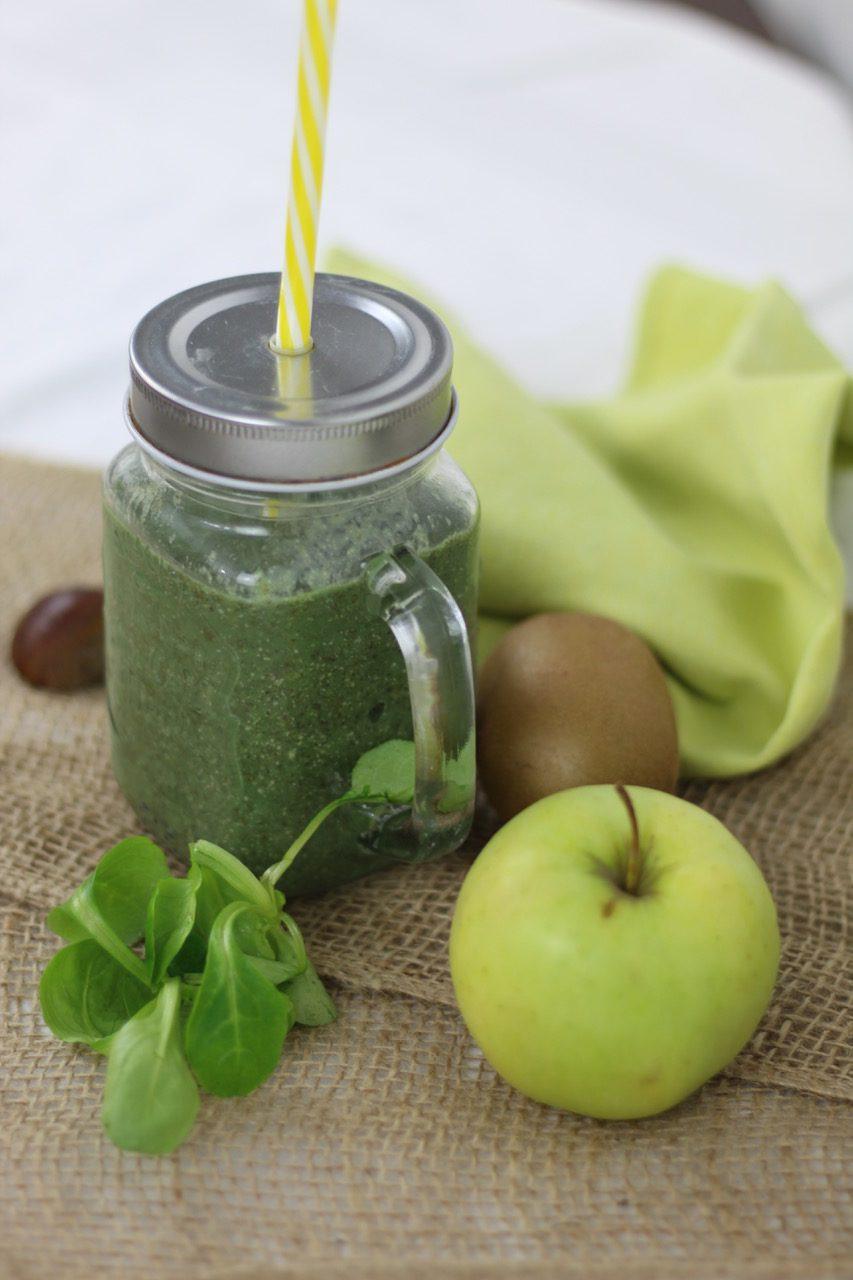 recette healthy smoothie aux pommes