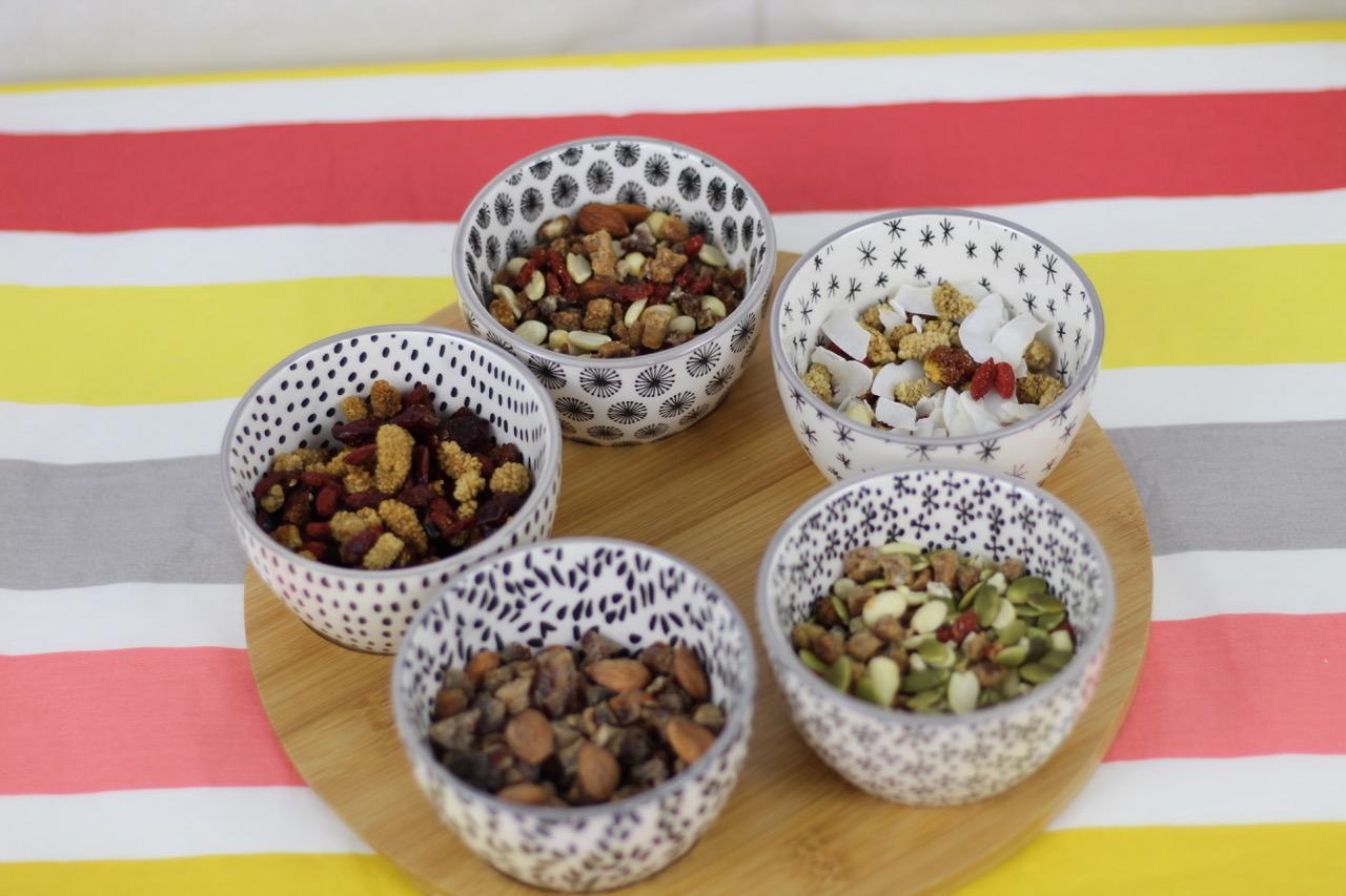 Recettes de bowls