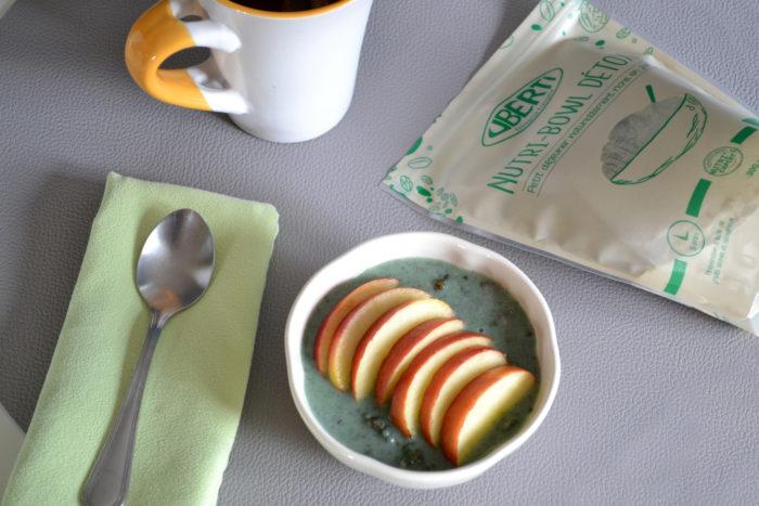petit-déjeuner nutri-bowl detox Uberti
