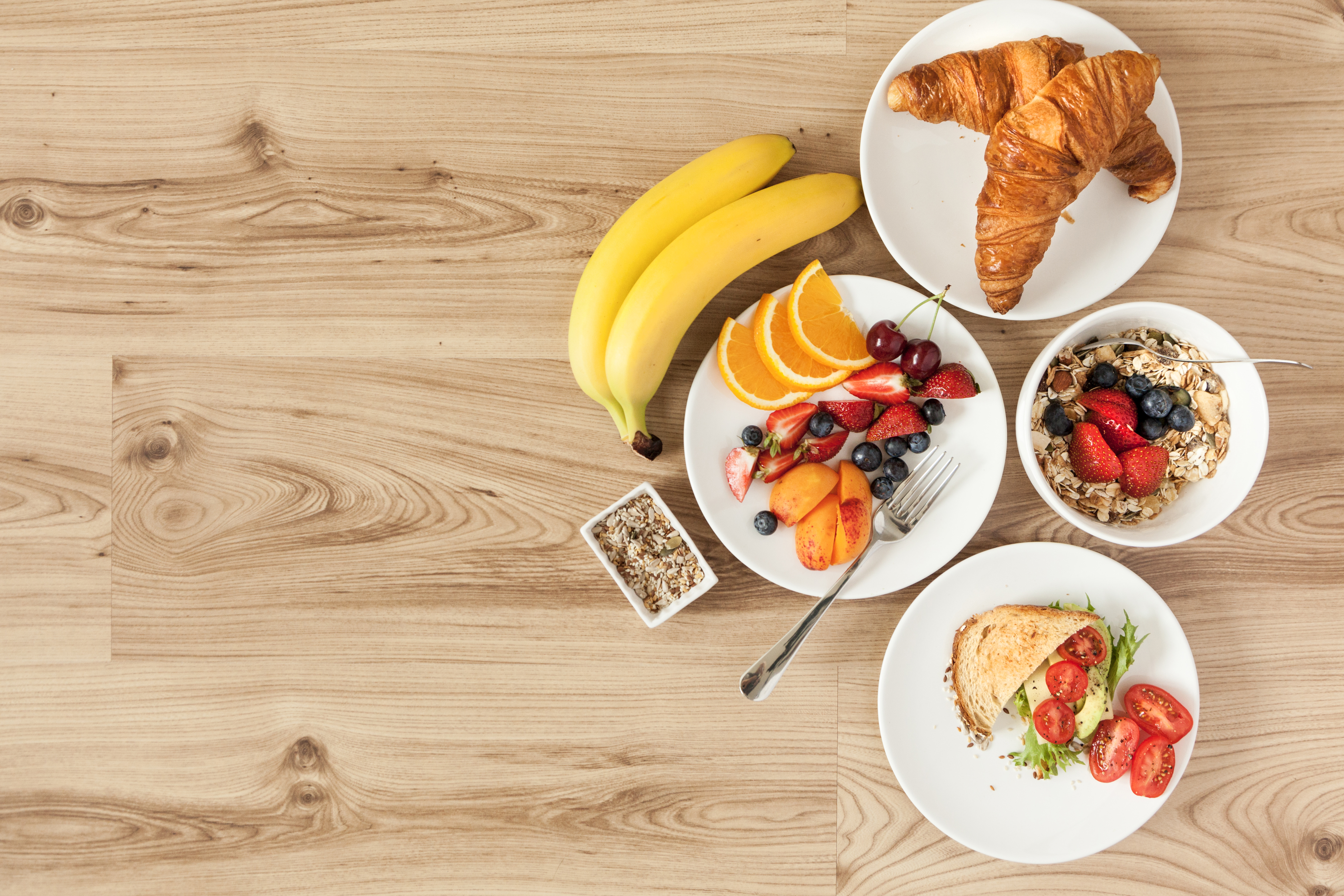 Conseils Uberti : Le petit-déjeuner : manger comme un roi le matin