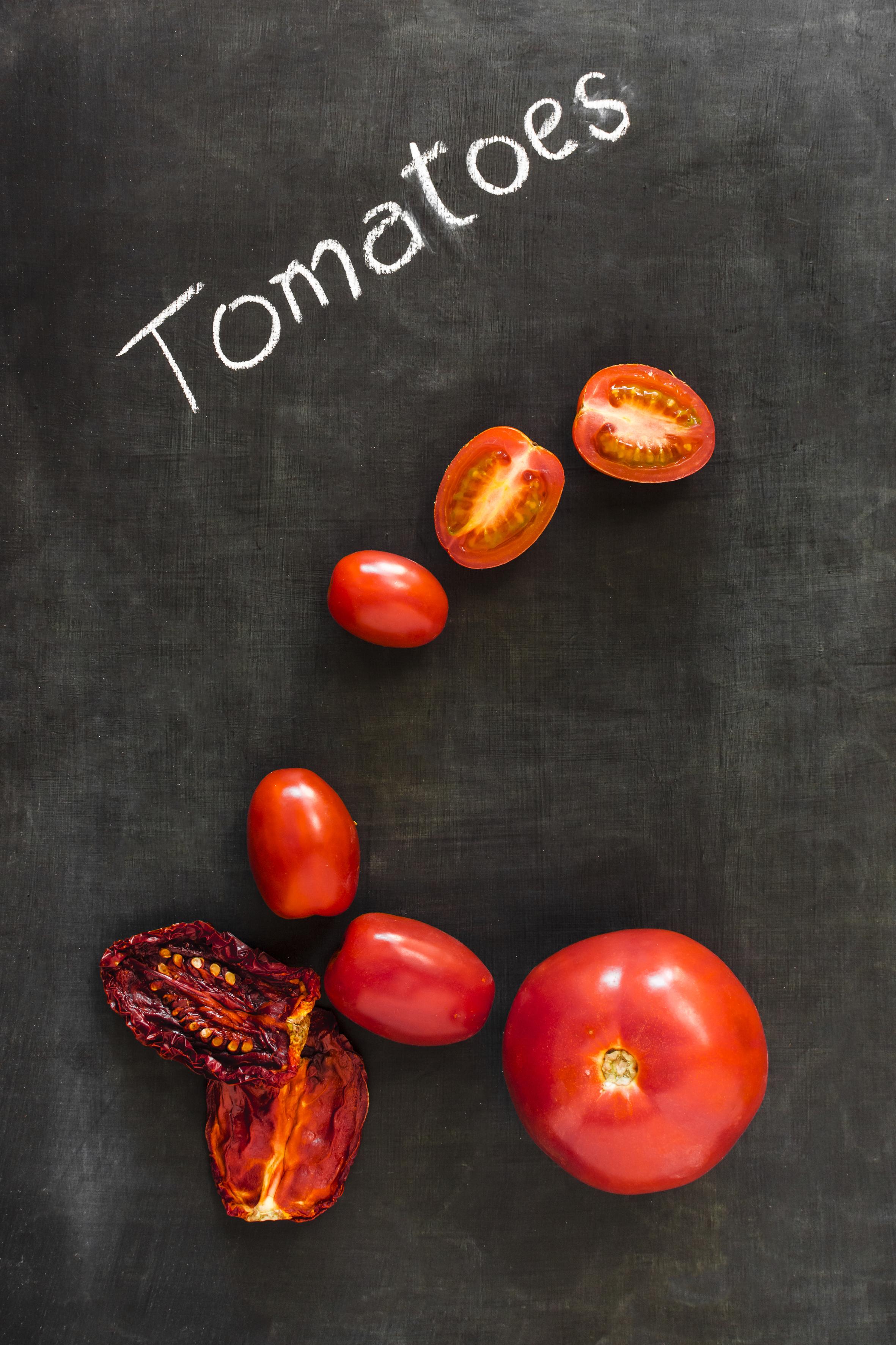 Recette Uberti salade protéinée aux deux tomates