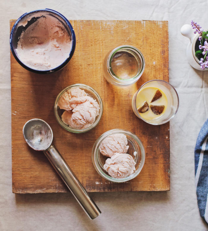 recette healthy Uberti sorbet express à la figue
