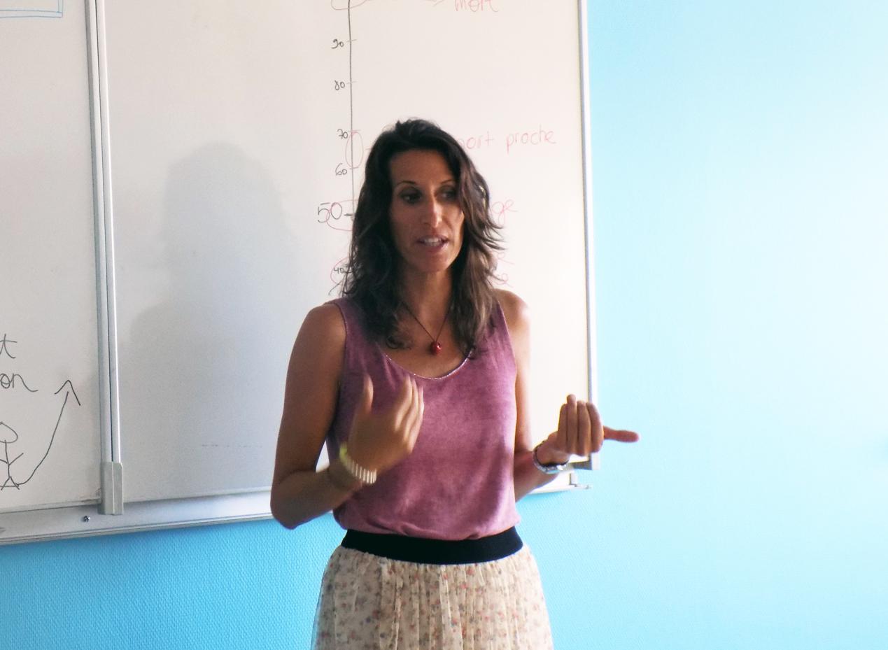 Ateliers nutrition et bien-être Uberti