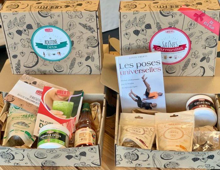 box et pack Uberti idées cadeaux fête noël anniversaire