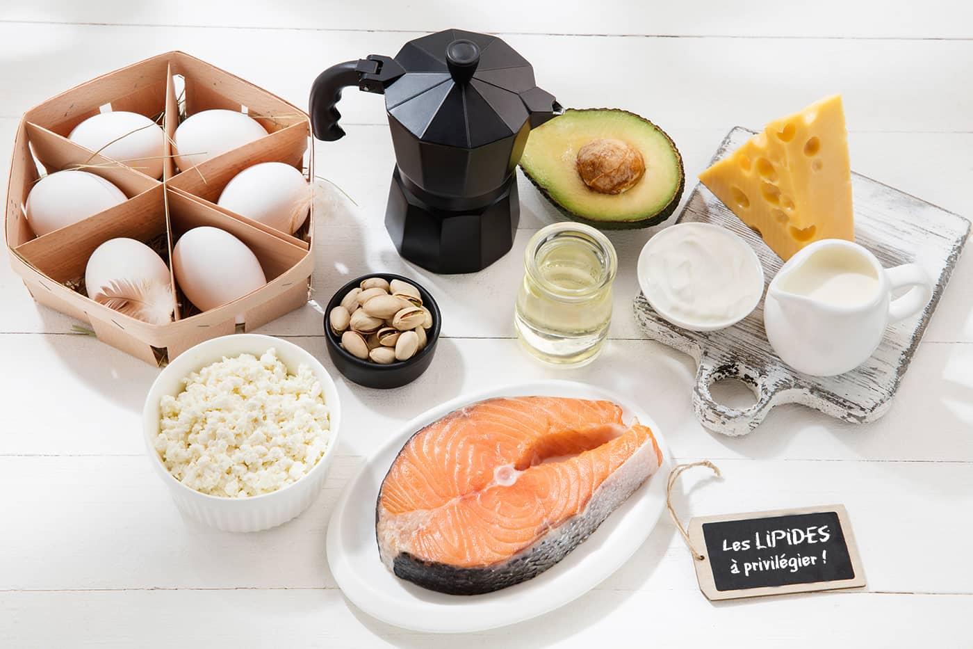 lipides - conseils nutrition Uberti