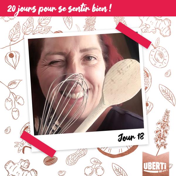 J19 Challenge bien-être 20 ans Uberti