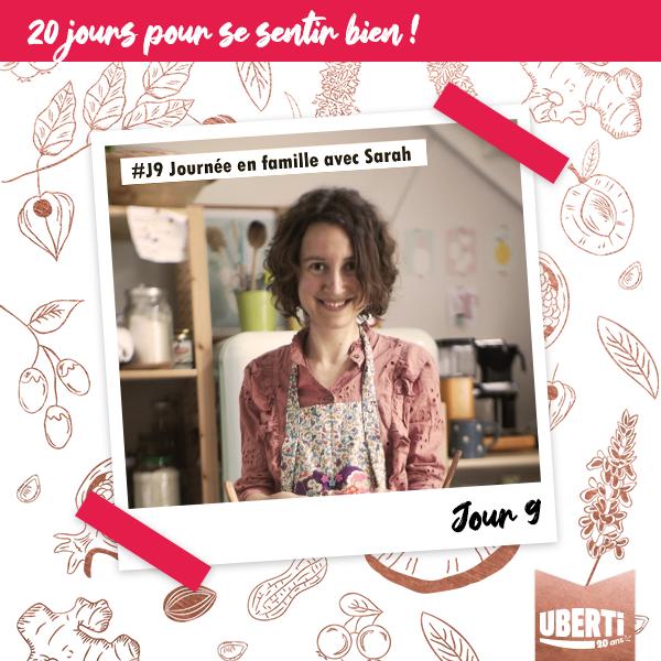 J9 Challenge bien-être 20 ans Uberti