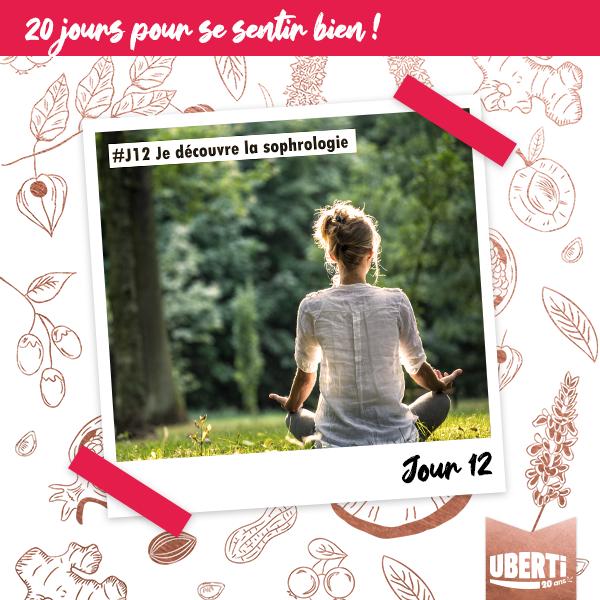 J12 Challenge bien-être 20 ans Uberti
