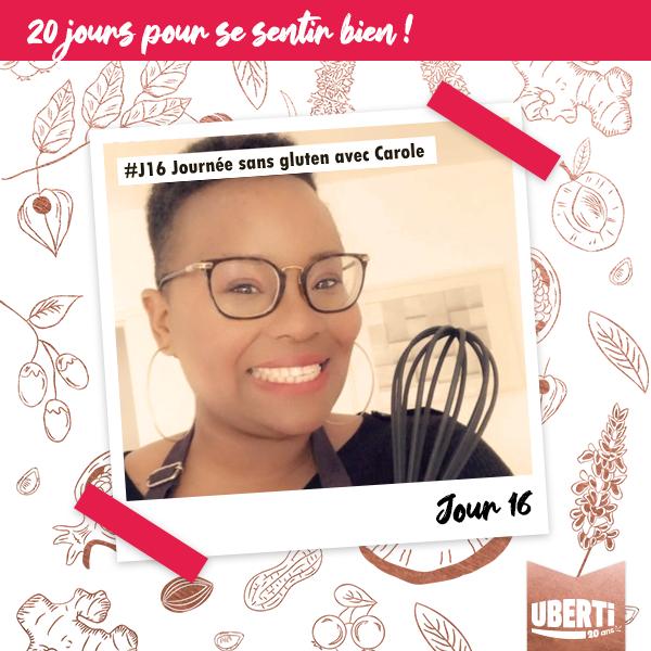 J16 Challenge bien-être 20 ans Uberti