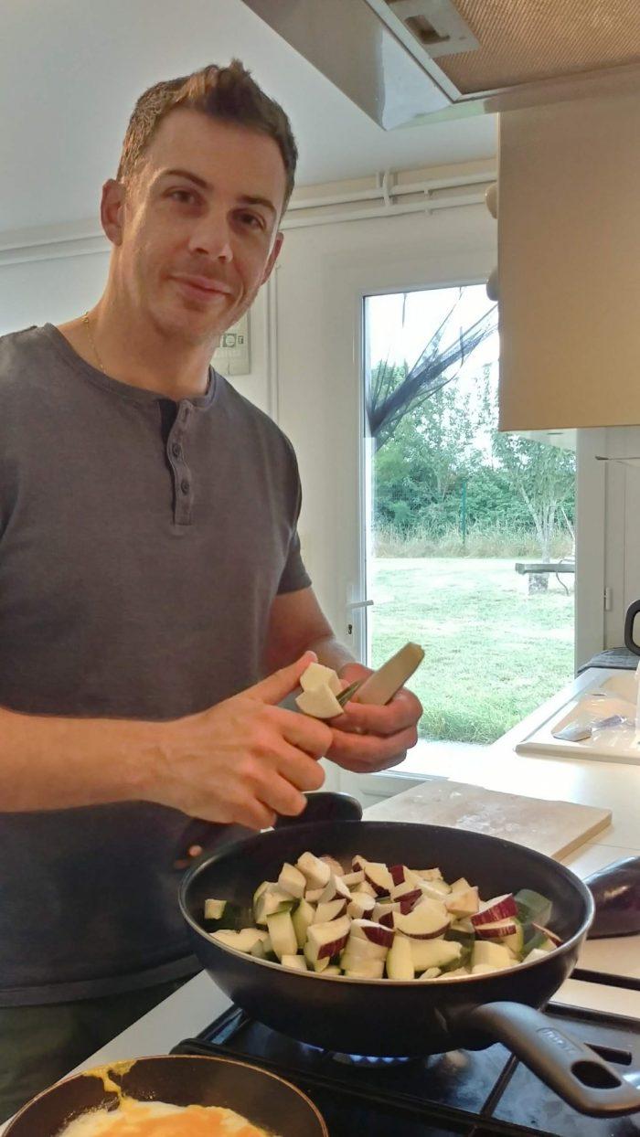Nicolas_routine matin_batch cooking